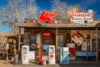 Hackberry General Store on Historical Route 66
