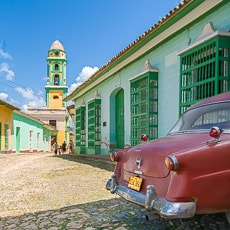 Cuba photographic gallery