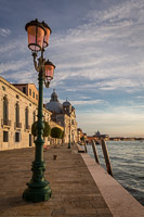 The Giudecca Seafront at Sunset